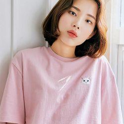 디어펫 티셔츠 (터키시 앙고라)