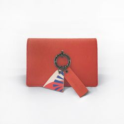 Orange Sun Wallet