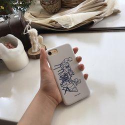 [뮤즈무드] comfortable ver.2 아이폰케이스