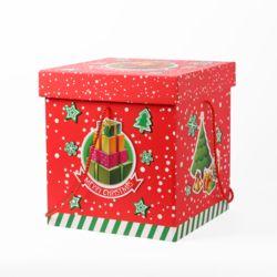메리 크리스마스 선물상자(29.5x31cm)