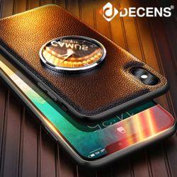 데켄스 M597 아이폰 가죽 시계 휴대폰 핸드폰 케이스