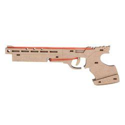 어린이 사격용 총-2연발(CM-880)장난감 고무줄 총