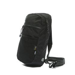 RIPSTOP CORDURA SLING BAG - BLACK