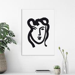 패티차 앙리마티스 인테리어 액자 A3 포스터