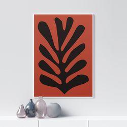 레드리프 앙리마티스 인테리어 액자 A3 포스터