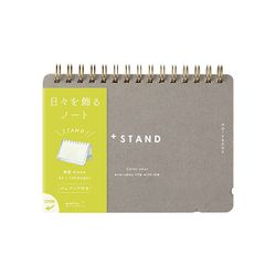 Notebook A6 +Stand Blank