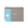 Notebook A6 +Stand Cross Dot Gridded