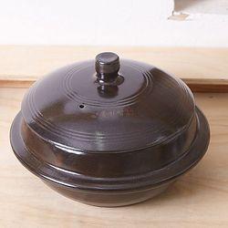 밀양 옹기 가마솥 5호 28x22cm