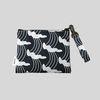 파도맛 pattern pouch