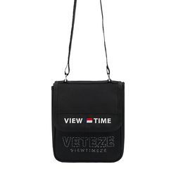 Time Mini Cross Bag (black)