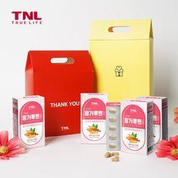 가벼운 핑거루트 타블렛 4개입 선물세트