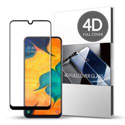 스킨즈 삼성 갤럭시A30 4D 풀커버 강화유리필름 (1장)