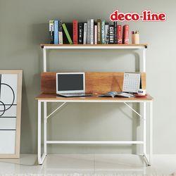 코넬 탐스틸 1500 선반형 철재 책상 DNC007