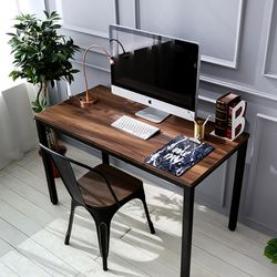 멜로우 1200 철제 책상테이블