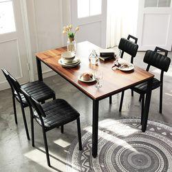 밸류 모던 4인식탁세트(의자)