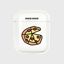 Delicious pizza-clear(Air pods)