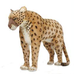 4120 표범 동물인형88cm.H