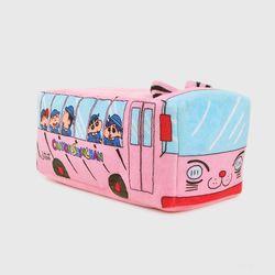짱구 봉제 파우치 (유치원버스)