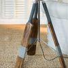 크리켓 매취 램프베이스+클래식 램프쉐이드 내츄럴 35x45 set
