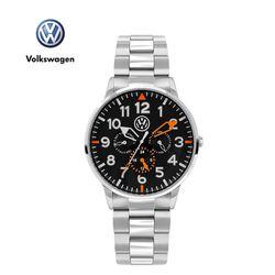[무료배송] 폭스바겐 멀티펑션 메탈시계 VW-Allspace-BS