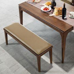 모노 1400 원목 테이블 벤치1