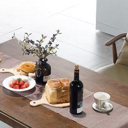 모노 6인 원목 식탁세트(의자)