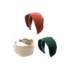 [오뜨르뒤몽드] simple linen hairband (3colors)