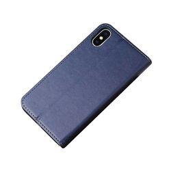 아이폰8 풀커버 카드수납 스탠딩 가죽 케이스 P065
