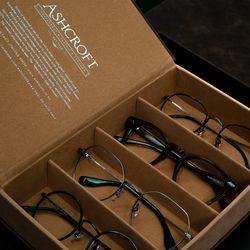 Ashcroft glasses storage