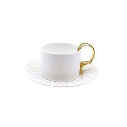트위그뉴욕 Cutlery  골드 포크 커피