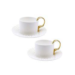 트위그뉴욕 Cutlery 포크 커피 2인세트 (4p)