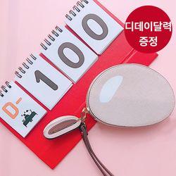 [디데이 달력 증정] 수능선물 찰떡같이 붙어라 찹쌀떡 카드지갑