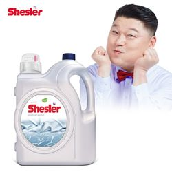 강호동의 쉬슬러 센스티브 고농축 세탁세제 (5.5L 1개)