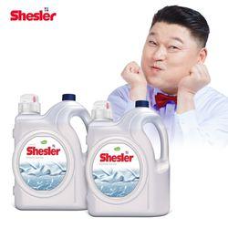 강호동의 쉬슬러 센스티브 고농축 세탁세제 (5.5L 2개)