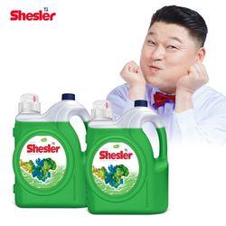 강호동의 쉬슬러 유칼립투스 고농축 세탁세제 (5.5L 2개)