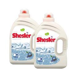 강호동의 쉬슬러 센스티브 고농축 세탁세제 (3.05L 2개)