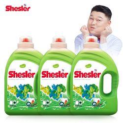 강호동의 쉬슬러 유칼립투스 고농축 세탁세제 (3.05L 3개)