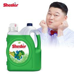 강호동의 쉬슬러 유칼립투스 고농축 세탁세제 (5.5L 1개)