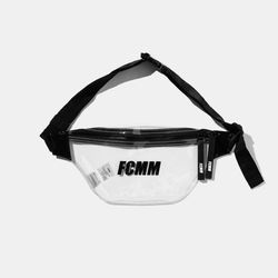 [FCMM] PVC 웨이스트백 - 화이트