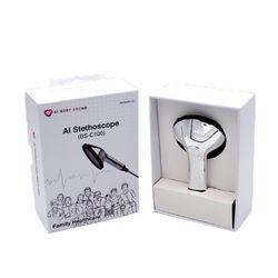 [체험가격] AI 바디사운드 인공지능 심장박동 셀프 측정기