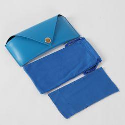 프린지 선글라스케이스 3종 세트(블루)