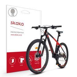 스코코 삼천리 자전거 프레임 무광 보호필름