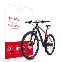 스코코 삼천리 자전거 프레임 유니스킨 보호필름
