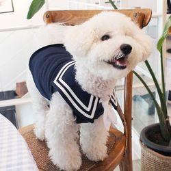 [DOG] 몽페레 마린 코디티셔츠 (Marine Navy)