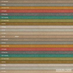 4절 퍼스트빈티지 120g 157g 빛바랜 색상의 자연스러