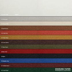 전지 비오톱 52g 깊은 색상과 내추럴한 크라프트느낌