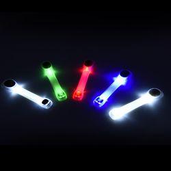 암밴드 투명 LED 2구/야광팔찌