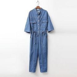 Luella Denim Jumpsuit