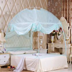 유니룸 텐트형 사각 모기장(블루)(1인용)