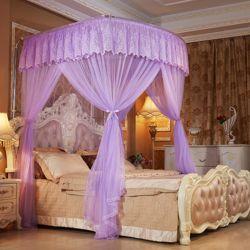 샤랄라 침대 모기장(퍼플)(180x220cm)